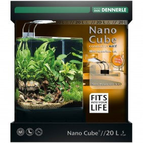 Dennerle NanoCube Complete Plus SOIL Power LED 5.0