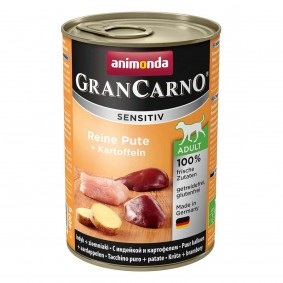 Animonda Hunde Nassfutter Grancarno Sensitiv Pute & Kartoffel