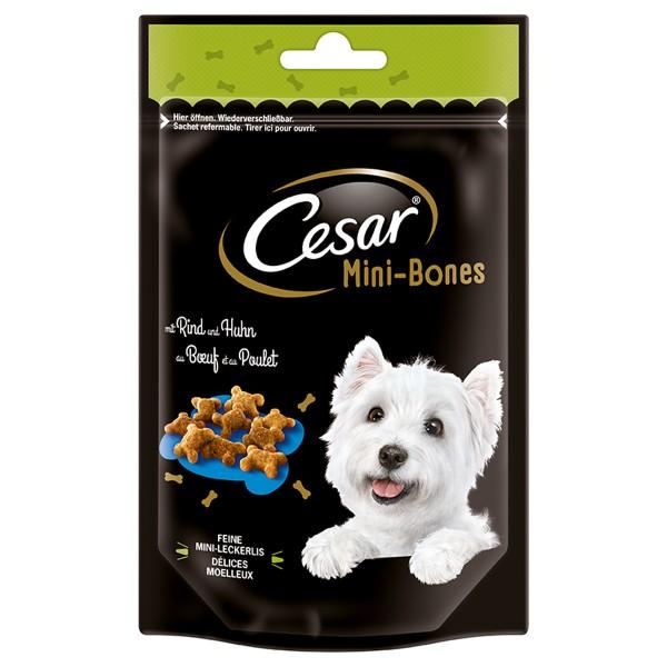 Cesar Mini Bones mit Rind und Huhn