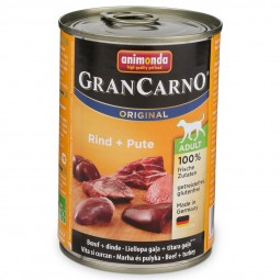 Animonda Hundefutter GranCarno Adult Rind und Pute