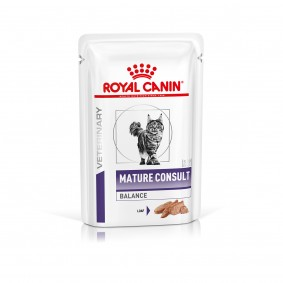 ROYAL CANIN MATURE CONSULT BALANCE Mousse
