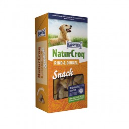 Happy Dog Hundesnack Rind und Dinkel