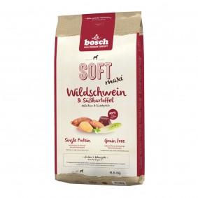 bosch Tiernahrung Bosch HPC Soft Maxi Wildschwein & Süßkartoffel - 12,5kg Sale Angebote Schipkau Annahütte, Herrnnmühle