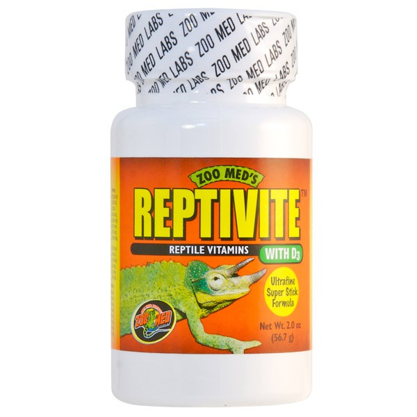 Zoo Med ReptiVite mit D3