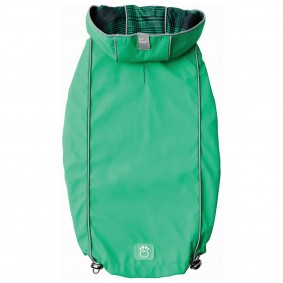 GF Pet Elastofit Regenmantel grün