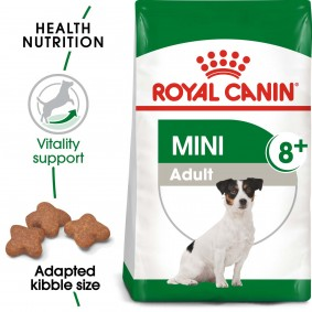 Royal Canin Mini Adult 8+ 2x8kg