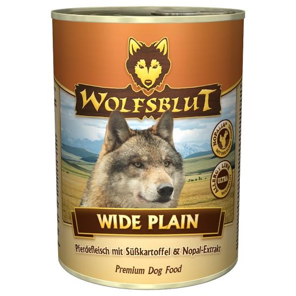 Wolfsblut Wide Plain mit Pferdefleisch und Süßkartoffeln