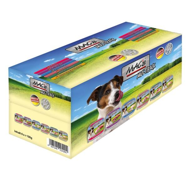 MAC's Dog 6er Multipack 150g
