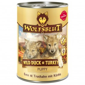 Wolfsblut Wild Duck & Turkey Puppy