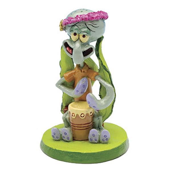 Spongebob - Aquarium Dekoration - Figur Thaddäus