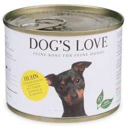 Dog's Love Classic Huhn mit Birne, Quinoa & Karotte