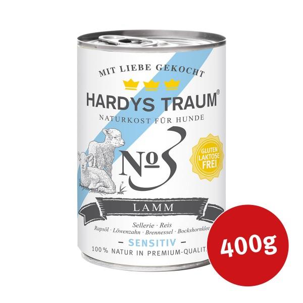 Hardys Traum Hundefutter Sensitiv No. 3 Lamm