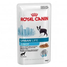 Royal Canin Hundefutter Urban Junior Dog 10x150g