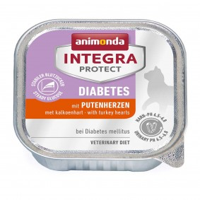 Animonda Integra Protect Diabetes mit Putenherzen