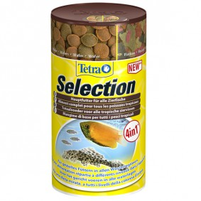 Tetra Fischfutter Selection