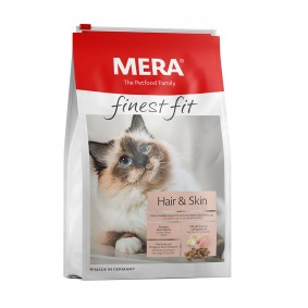 MERA finest fit Trockenfutter Hair & Skin