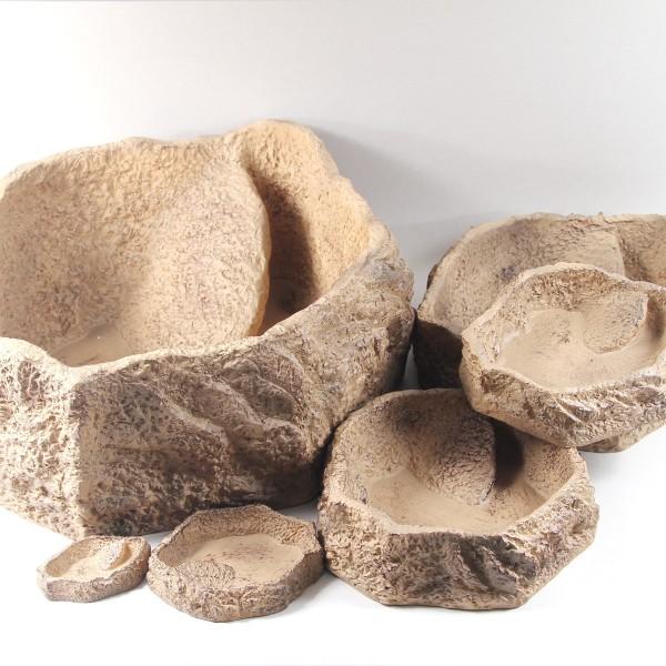 JBL Napf für Terrarien ReptilBar sand