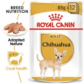 Royal Canin Breed Health Nutrition Chihuahua, 12 x 85 g