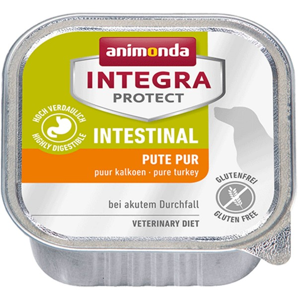 Animonda Integra Protect Intestinal Pute pur