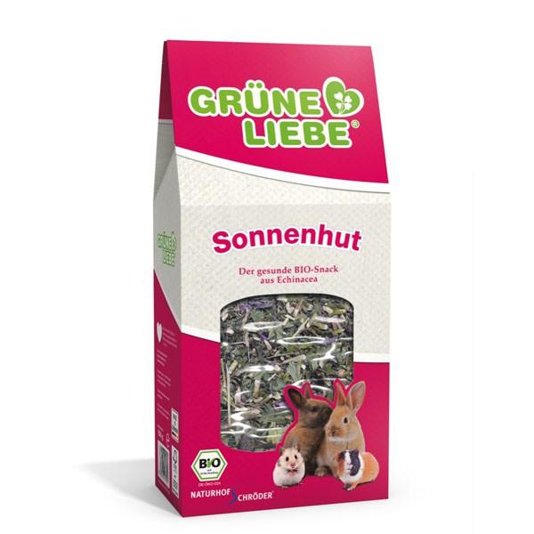 Naturhof Schröder Grüne Liebe Sonnenhut 150 g
