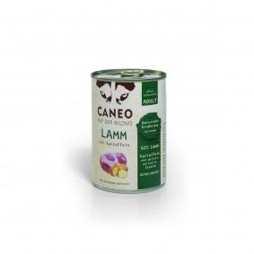 Caneo Lamm mit Kartoffeln und Leinöl 400g
