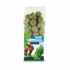 JR Grainless Health Vitamin-Balls Spinat 150g