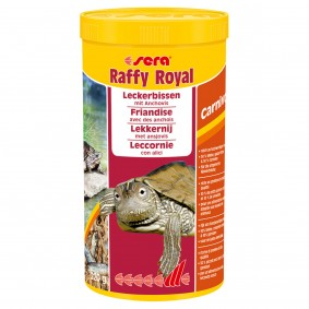 Sera Raffy Royal Aliment pour tortues 1000 ml