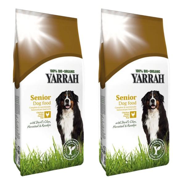 Yarrah Bio Hundefutter Trockenfutter 100% Biolo...