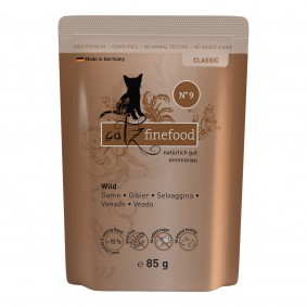 catz finefood - No. 9 Wild 16x85g