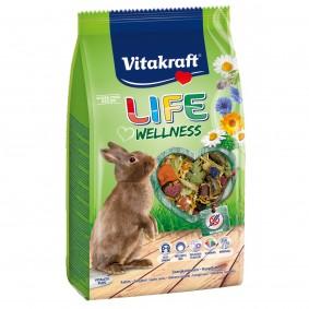 Vitakraft LIFE Wellness Zwergkaninchen 600g