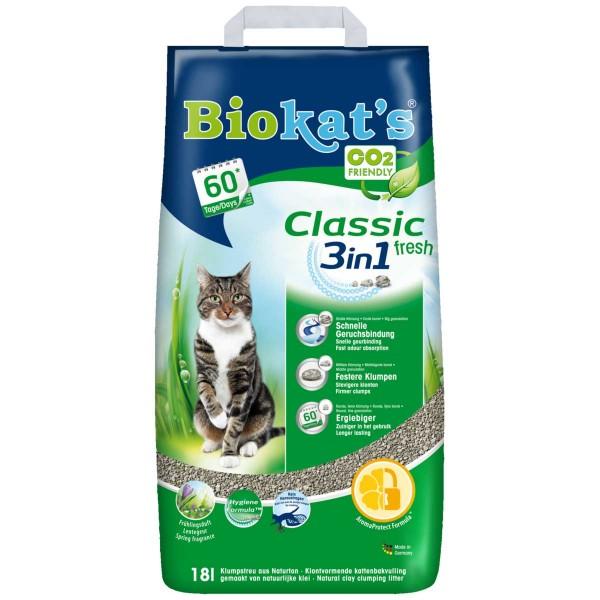 Biokat's Classic Fresh 3in1 18l