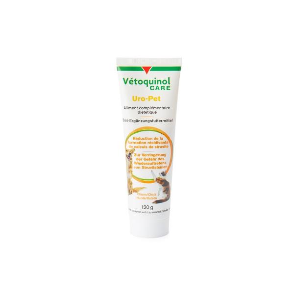 Vetoquinol Uro-Pet® Paste für Hunde und Katzen