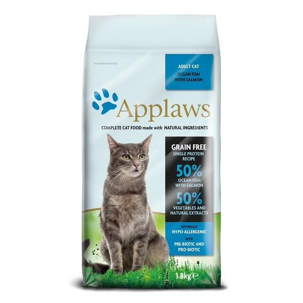 Applaws Cat Seefisch mit Lachs