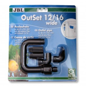 JBL OutSet wide 12/16 CristalProfi e1500