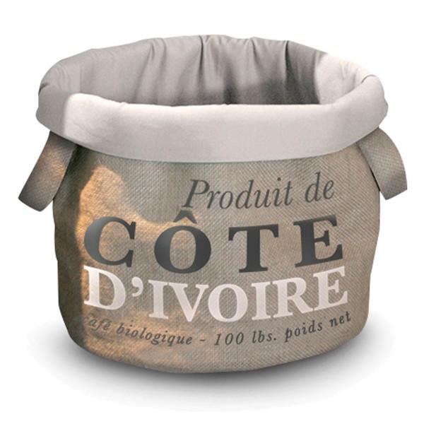 D&D Schlafkorb Coffee Cote D'ivoire