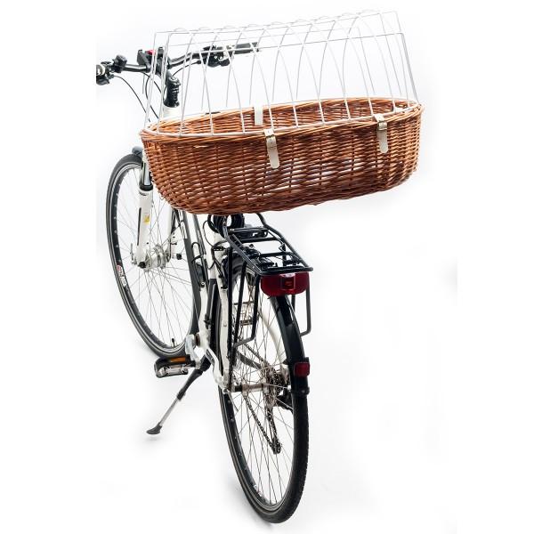 Aumüller Fahrradkorb Maxi für Rahmenmontage 11/922/3