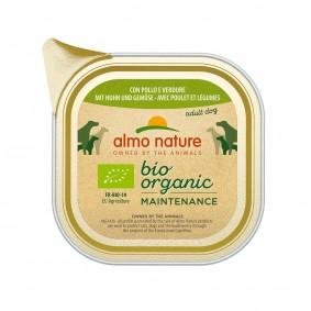 Almo Nature Bio Organic Dog mit Huhn und Gemüse
