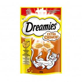 Dreamies Katzensnack Extra Crunch mit Käse
