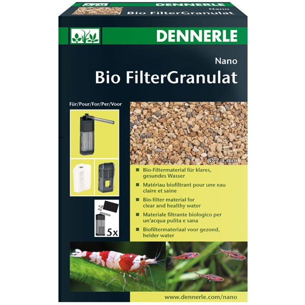 Dennerle Filtermaterial Nano Bio FilterGranulat