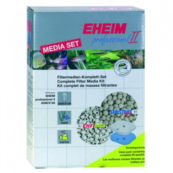 Eheim Filtermedien Media Set für 2026/2126 und eXperience 350