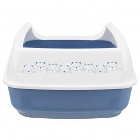 Trixie Delio toaleta pro kočky svysokým okrajem