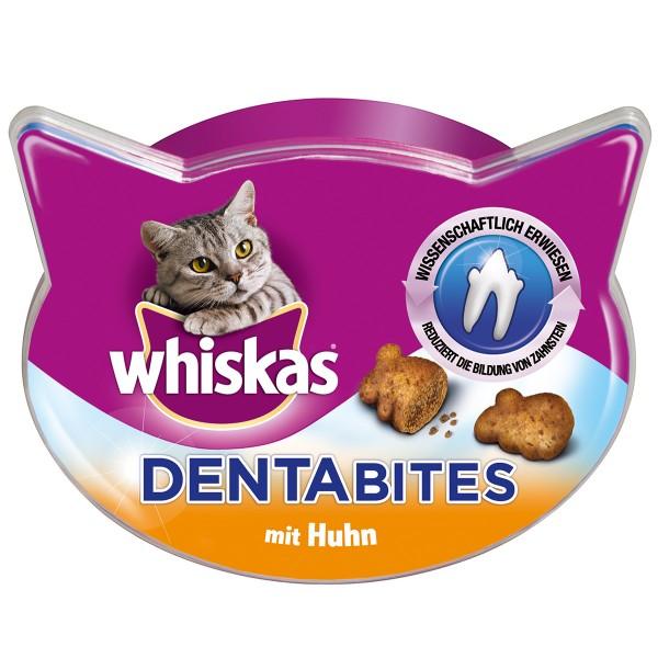 Whiskas Dentabites Huhn