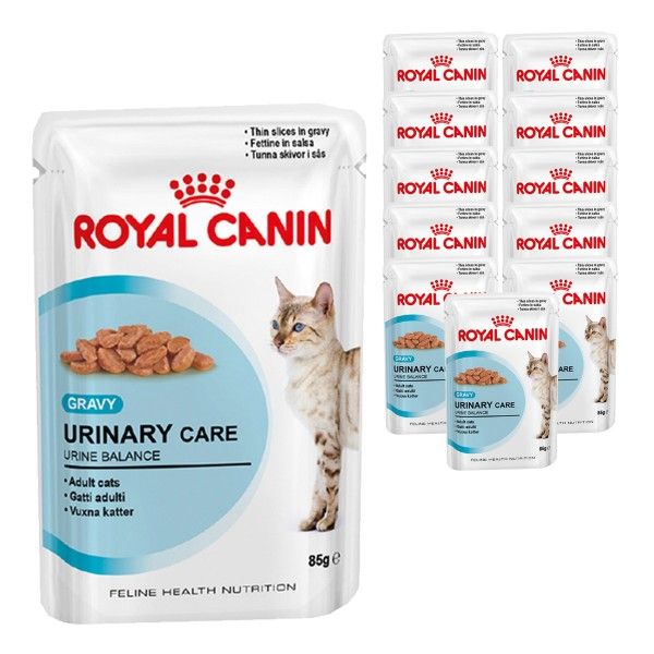Royal Canin Katzenfutter Gravy Urinary Care in Soße 12x85g