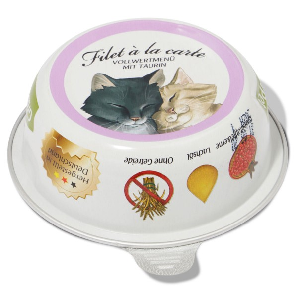 GranataPet Filet à la carte Ente & Huhn