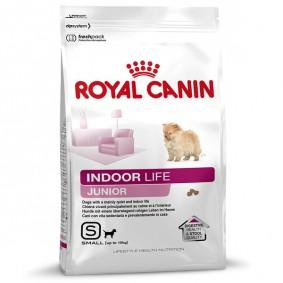 Royal Canin Hundefutter Indoor Life Junior Small Dog