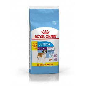 Royal Canin SHN Giant Junior 15+3kg OF