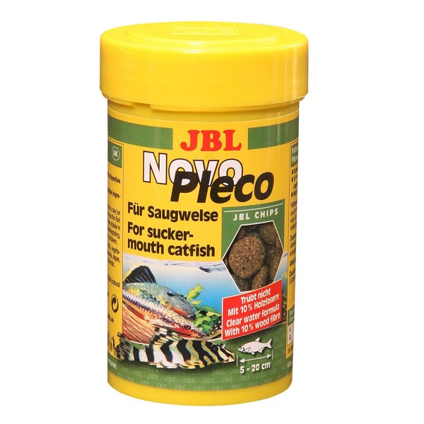 JBL NovoPleco Chips