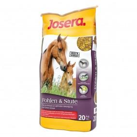 Josera Pferdefutter Fohlen und Stute 20kg