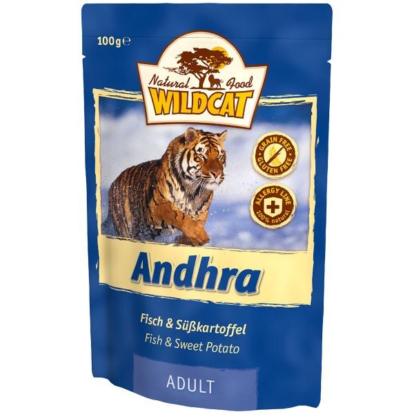 Wildcat Andhra Adult Fisch&Süßkartoffel