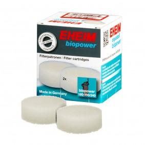 Eheim biopower Filterpatrone 2 Stück